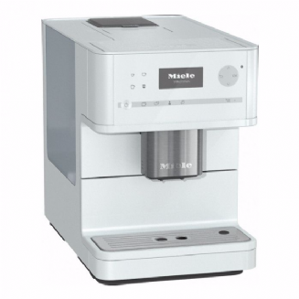 MIELE CM6150 Countertop coffee machine | OneTouch for Two | White